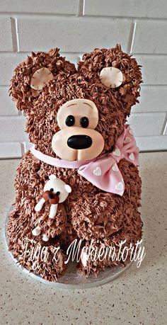 #TORT MIŚ#Bear cake#
