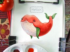 Tomato by Iuliia Glushchuk