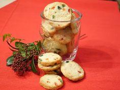Mennonite Girls Can Cook: Festive Refrigerator Cookies Cookie Pizza, Cookie Brownie Bars, Cookie Desserts, No Bake Desserts, Cookie Dough, Cookie Recipes, Christmas Baking, Christmas Cookies, Christmas Ideas