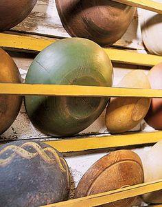 Vintage Wooden Bowls...