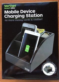 Vertigo Smart Gear Mobile Device Charging Station BN