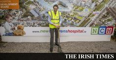 Cost of National Children's Hospital on St James's site has soared to about €1bn