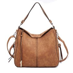 0a3bb32213d3 GLITZALL Handbags for Women Faux Leather Large Hobo hand bags Crossbody  Bucket Purse   To view