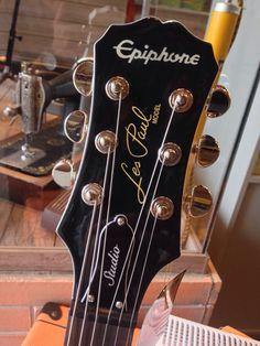 Epiphone Les Paul Studio Ltd. Epiphone Les Paul, Gibson Guitars, Studio, Guitars, Bass Guitars, Studios