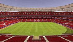 El Atlético de Madrid sigue a la caza de abonados para el Wanda Metropolitano abriendo nuevos sectores