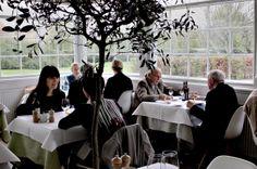 """Restaurant """"Orangeriet"""", Kongens Have, Copenhagen"""