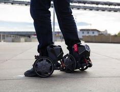 Patines Motorizados Acton R10 RocketSkates