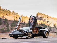 1979 Lamborghini Countach LP400S | Serie 1 | V12, 3,929 cm³ | 375 PS | design: Bertone