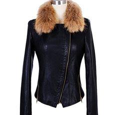 wholesale dealer 97638 6d20c Lederjacke Reinigen, Jacken Frauen Aus Leder Ist Sehr Gut Und Gute Qualität,  Feinen Federn