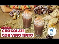 ¿Cómo preparar Chocolate con Vino Tinto? - Cocina Fresca - YouTube