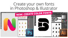 Create custom fonts in minutes with Fontself Maker, a powerful font maker easy to use and made for all creatives. Photoshop For Photographers, Photoshop Photography, Create Your Own Font, Font Creator, Font Software, Font Maker, Friends Font, Illustrated Words, Professional Fonts