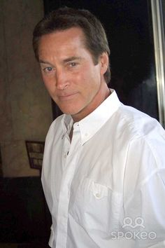 Drake Hogestyn Fun To Be One, How To Look Better, Drake Hogestyn, Days Of Our Lives, Many Faces, Good Looking Men, Chef Jackets, Soap, Guys