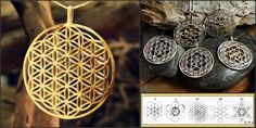 What Ancient Secrets Lie Within the Flower of Life? | Ancient Origins