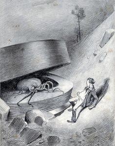 Henrique Alvim Corrêa - The War of the Worlds, 1906