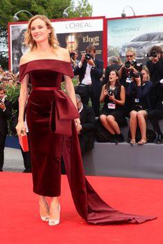 Diane Kruger Venice film festival in Hugo Boss