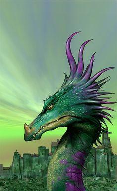 les edwards_-_the ward - dragon