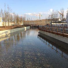 #milan #expo2015 #canal #exposite #italy
