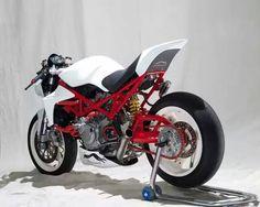 Custom Ducati Monster Ducati Monster Custom, Motorcycle, Vehicles, Motorcycles, Car, Motorbikes, Choppers, Vehicle, Tools
