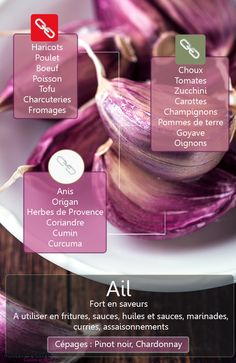 Garlic, how to use it Veggie Recipes, Healthy Recipes, Cooking Tips, Cooking Recipes, Aromatic Herbs, Spices And Herbs, Food Science, Different Recipes, Food Hacks