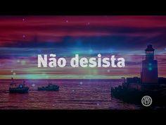 Não desista - Thiago Brado (Lyric Vídeo) - YouTube