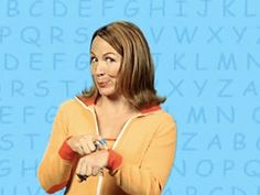 ASL - Signing Time | Nick Jr. | Kids Sign Language - A is for Alex ABC Alphabet Video - It's a faster song, but offers good vocabulary and exposure.