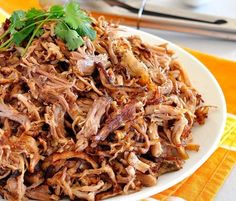 Pork Carnitas (Mexican Slow Cooker Pulled Pork)   RecipeTin Eats