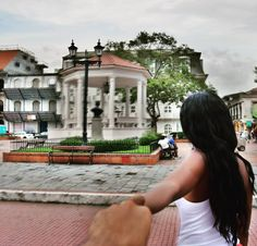 #followme to Casco Viejo where the old becomes new and enchanting again!
