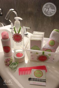 Kit Spa para el baño