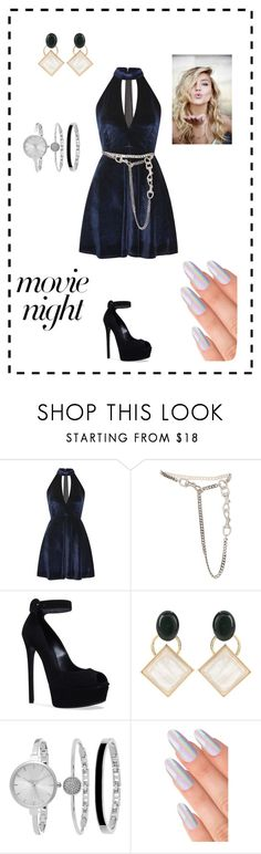 """""""Inverted Triangle Shape- Edgy"""" by jess-thomas14 on Polyvore featuring Oh My Love, Christian Dior, Casadei, Marni and SO & CO"""