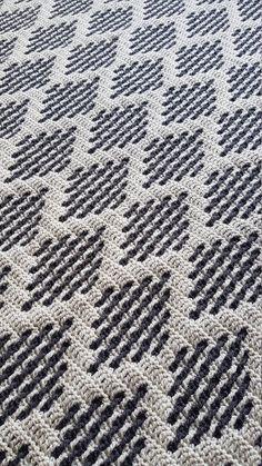 Crochet Stitches Patterns, Crochet Chart, Filet Crochet, Knit Crochet, Geometric Throws, Manta Crochet, Tapestry Crochet, Mosaic Patterns, Crochet Home