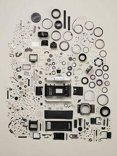 quantas peças tem uma câmera?