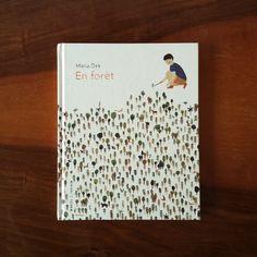 EN FORÊT // picture book on Behance