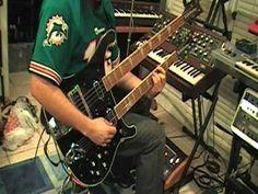 Rush (cover) Xanadu - 4080 Bass / guitar, minimoog, Taurus III