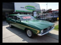 Falcon XB GS 302 Wagon 1974 Aussie Muscle Cars, Ford Falcon, Station Wagon, Vehicles, Falcons, Avon, Classic, Products, Hawks