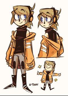 Nick from Kid n' Teenagers