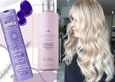 17 Best Silver & Purple Shampoos for Blonde Hair to Remove Brassiness Learn how to use purple shampoo and find the best purple shampoo options for blonde hair, as well as silver, grey or light pastel colored hair. Purple Shampoo Toner, Blond Shampoo, Lila Shampoo, Purple Shampoo For Blondes, Purple Shampoo And Conditioner, No Yellow Shampoo, Shampoo For Gray Hair, Hair Toner, Best Silver Shampoo