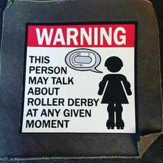The struggle is real #rollerderby by emeraldcityrg