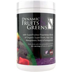Dynamic Fruits and Greens ( Berry) Stop into Premier Chiropractic to purchase yours today!
