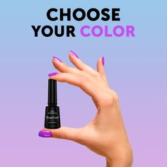 Choose your BrazzCare color! Aesthetic Beauty, Pedicure, The Cure, Gloves, Nail Polish, Socks, Hands, Cosmetics, Color