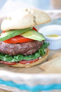 Grain-Free Hamburger Buns