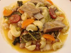 Chefs, Mole, Good Food, Yummy Food, Portuguese Recipes, Soups And Stews, Pot Roast, Main Dishes, Food And Drink