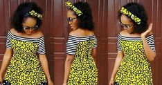 Fashionable and Classic Ankara Gowns 2018 You Will Love to Have #ankara_gown_styles #ankara_maxi_gowns #ankara_styles