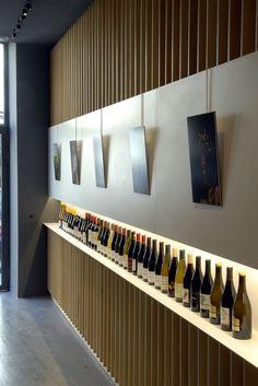 La Faute au Vin, Paris 6e | Punto architectes
