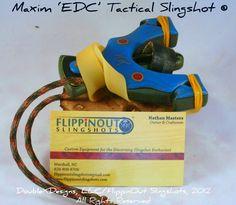 Every Day Carry Tactical Slingshot - Tactical Slingshots - Gallery - Slingshot Forum