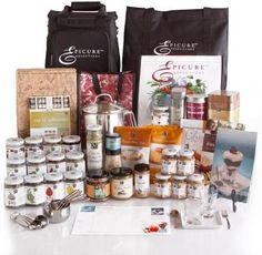 Epicure Selection, truly the best direct sales company. Their products are simply amazing and many benefits for Consultants!!! Contact me for more information!!!