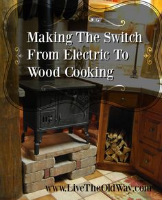Goodbye electric!  It's easier than you think with the right woodstove.