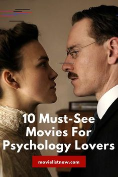 movie must see e movie posters 10 Must-See Movies For Psychology Lovers 10 Must-See-Filme fr Psychologieliebhaber. Movies Must See, Good Movies To Watch, See Movie, Movie List, Movie Tv, Psychological Movies, The Last Station, Outside Movie, Tv Series To Watch