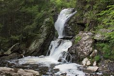 Campbell Falls, Massachusetts