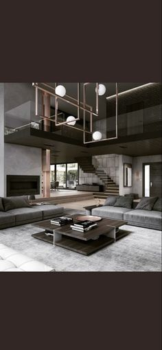 Dream House Interior, Track Lighting, Conference Room, Ceiling Lights, Interior Design, Table, Furniture, Home Decor, Houses