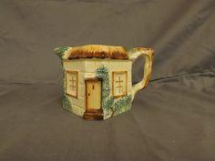 Vintage Keele st. Pottery cream/milk jug